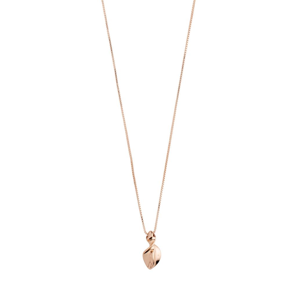 Necklace : Hollis : Rose Gold Plated