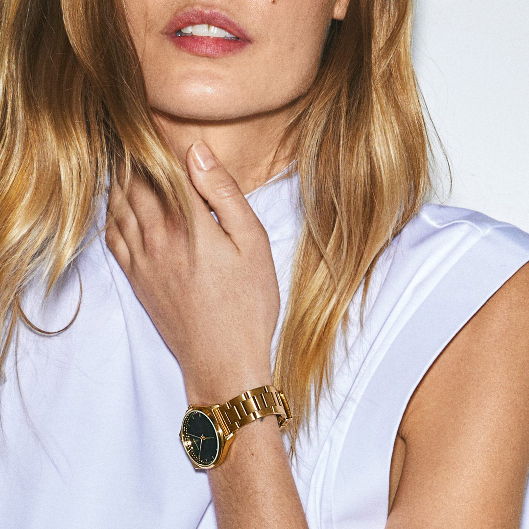 Watch : Bellerose : Gold Plated