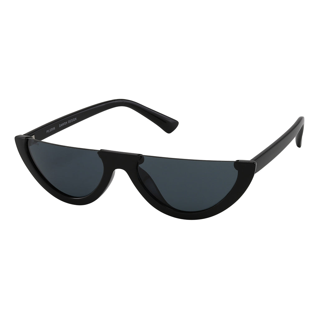 Sunglasses : Meriam : Black
