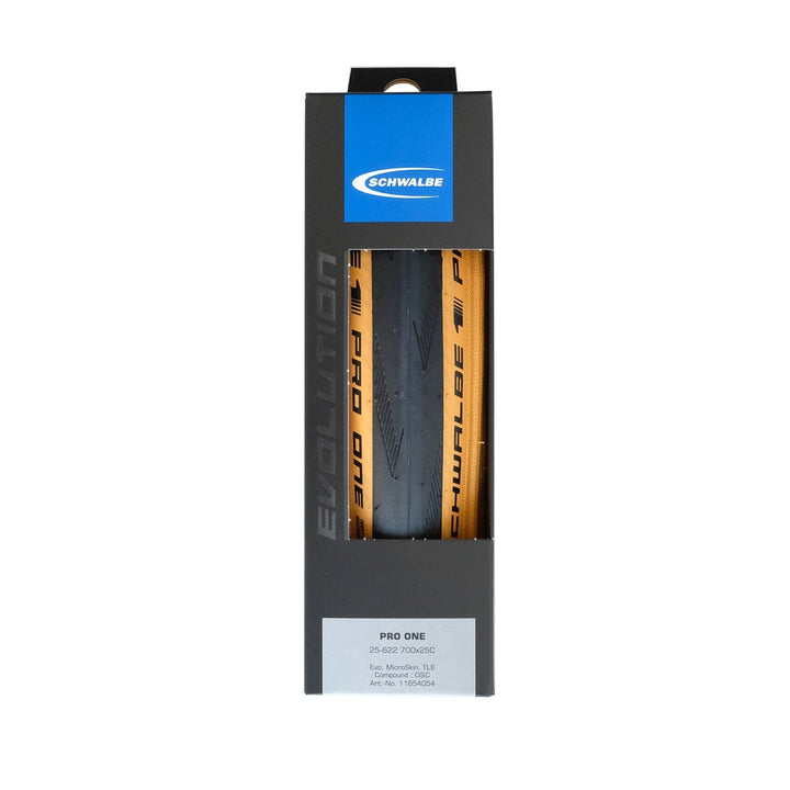 Schwalbe Pro One Tubeless Skinwall Tyres - Limited Aussie Exclusive
