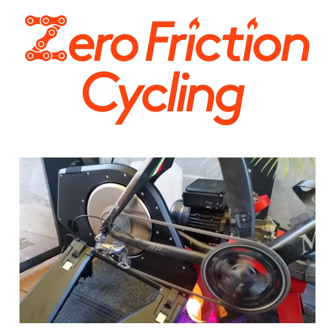 A chat with Adam from Zero Friction Cycling