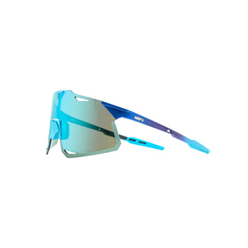 100% Hypercraft Sunglasses - Matte Metallic