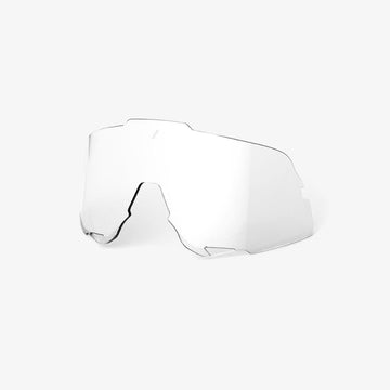 100% Glendale Replacement Lens - Clear - CCACHE