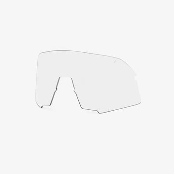 100% S3 Replacement Lens - Clear - CCACHE