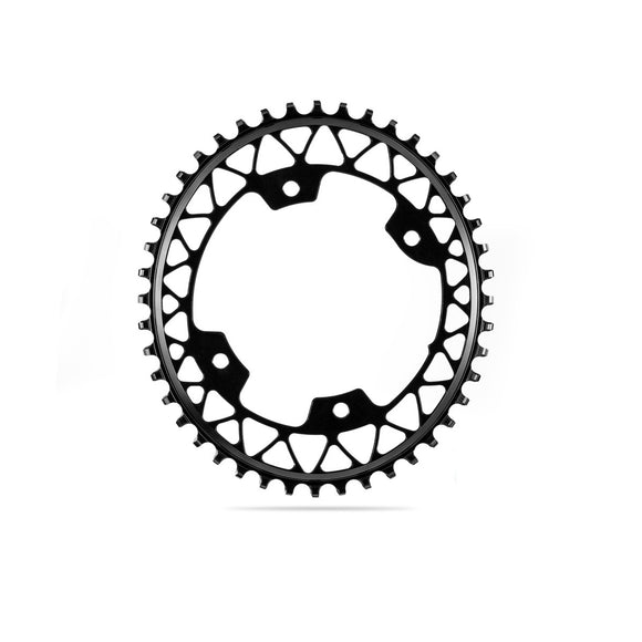 absoluteblack-gravel-1x-oval-110-chainring-for-shimano-black