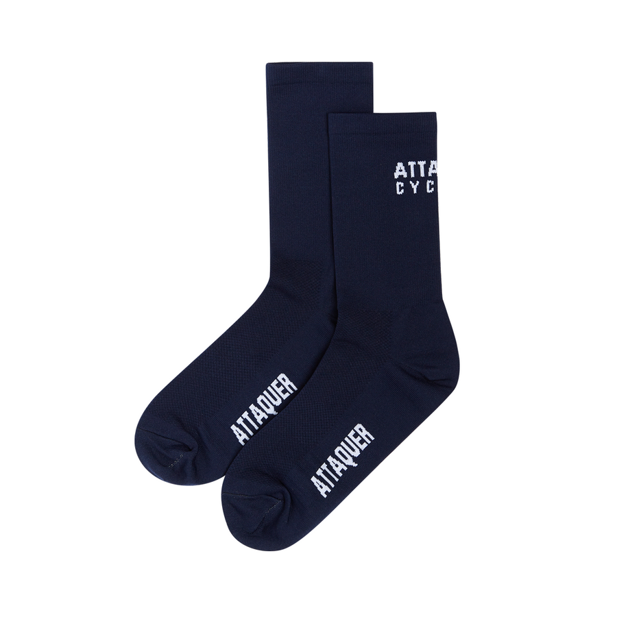 attaquer-club-logo-socks-navy-side