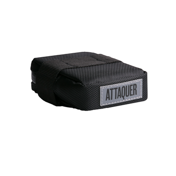 Attaquer Race Saddle Bag - Black - CCACHE