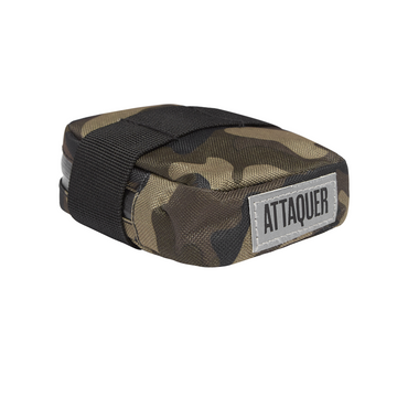 Attaquer Race Saddle Bag - Camo - CCACHE