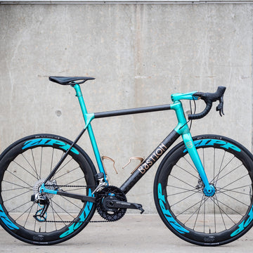 Bastion x Demon Project Road Disc Brake Frameset (Limited Edition)