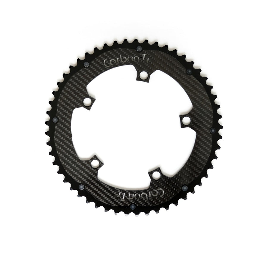 Carbon-Ti X-CarboRing Chainrings (5-Arm) - CCACHE