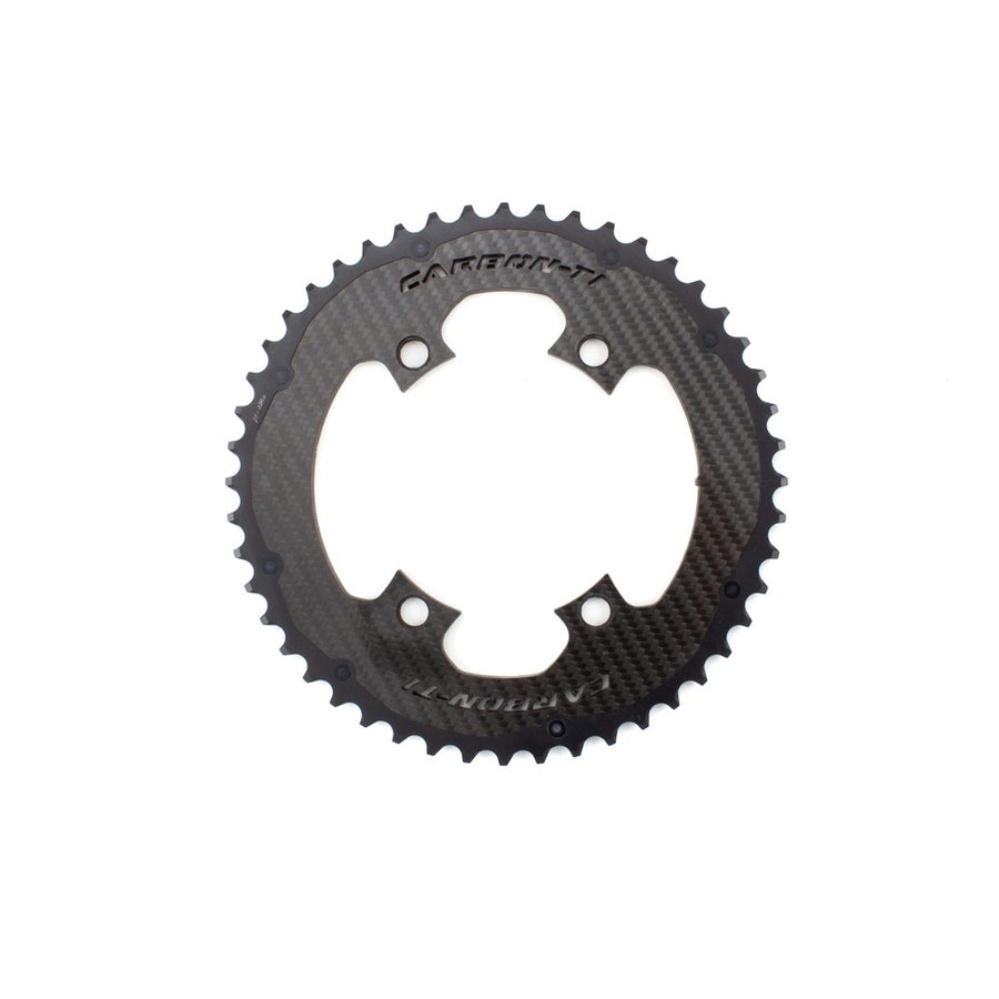 Carbon-Ti X-CarboRing X-AXS Chainrings (4-Arm) - CCACHE