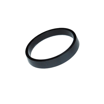 CCACHE Alloy Headset Spacers - Black - CCACHE