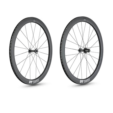 DT Swiss ARC 1100 DICUT 48 Carbon Clincher Disc Brake Wheelset - CCACHE