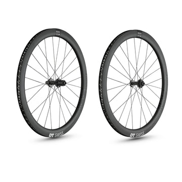 DT Swiss ERC 1100 DICUT 47 Carbon Clincher Disc Brake Wheelset - CCACHE