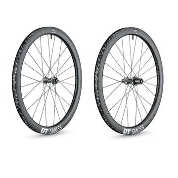 DT Swiss GRC 1400 SPLINE 42 Carbon Clincher Disc Brake Wheelset - CCACHE