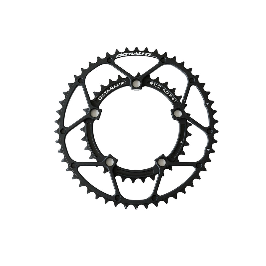 extralite-octaramp-rc2-chainrings-road-compact-set
