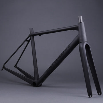 Extralite SCR-058 Raw Carbon Road Frameset