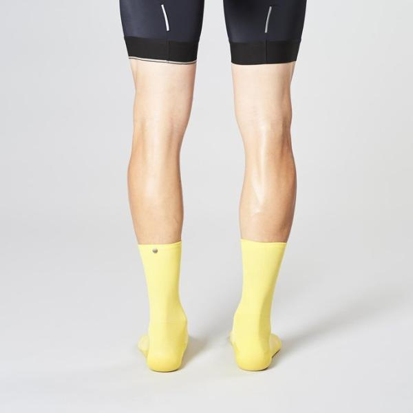 Fingerscrossed Classic Socks - Banana Yellow - CCACHE