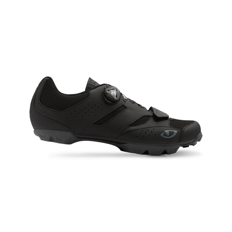 Giro Cylinder Off-Road Shoe - Black - CCACHE
