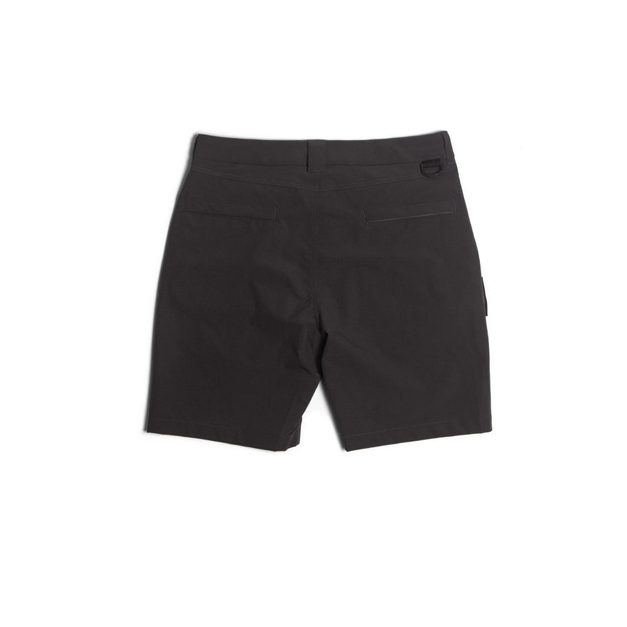 God And Famous Commuter Shorts - Grey - CCACHE