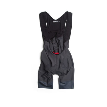 God And Famous Low Key Bib Short - Grey - CCACHE