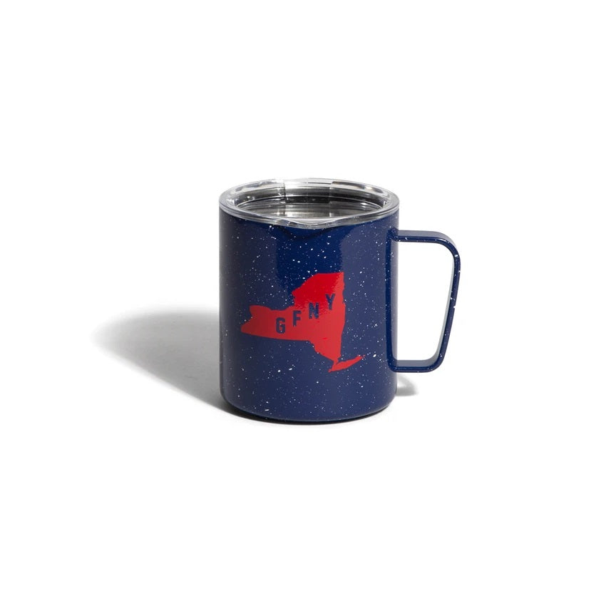 God And Famous MiiR Speckled Camp Cup - Blue - CCACHE