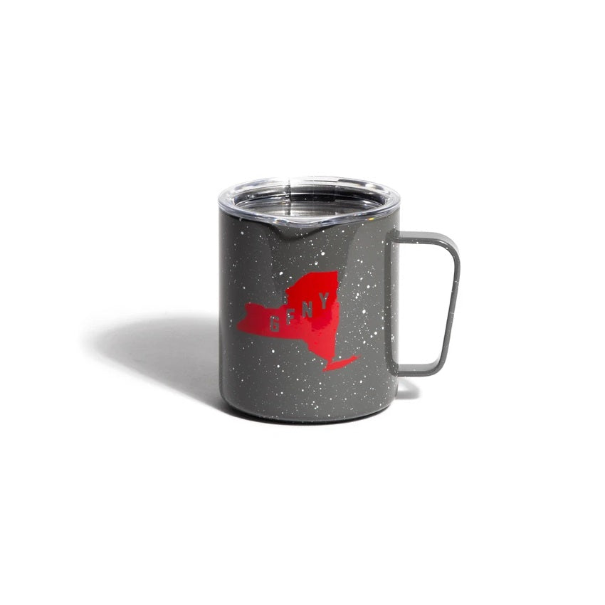 God And Famous MiiR Speckled Camp Cup - Grey - CCACHE