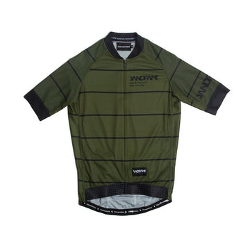 God And Famous Rules Jersey - Olive - CCACHE