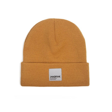 God And Famous Watch Cap Beanie - Coyote