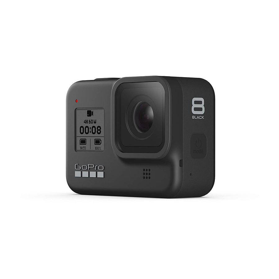 GoPro Hero8 Black Action Camera + Bonus 32gb SD Card