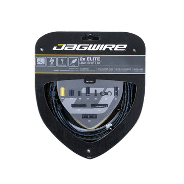 Jagwire  Road 2x Elite Link Shift Cable Kit - CCACHE