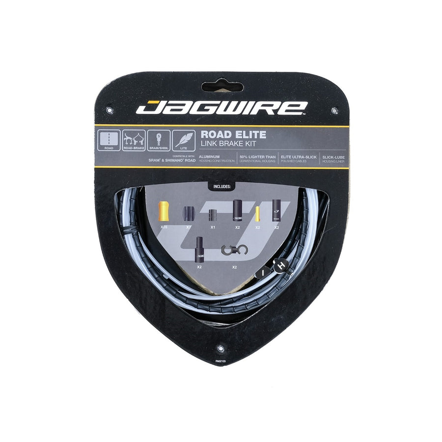 Jagwire Road Elite Link Brake Cable Kit - CCACHE