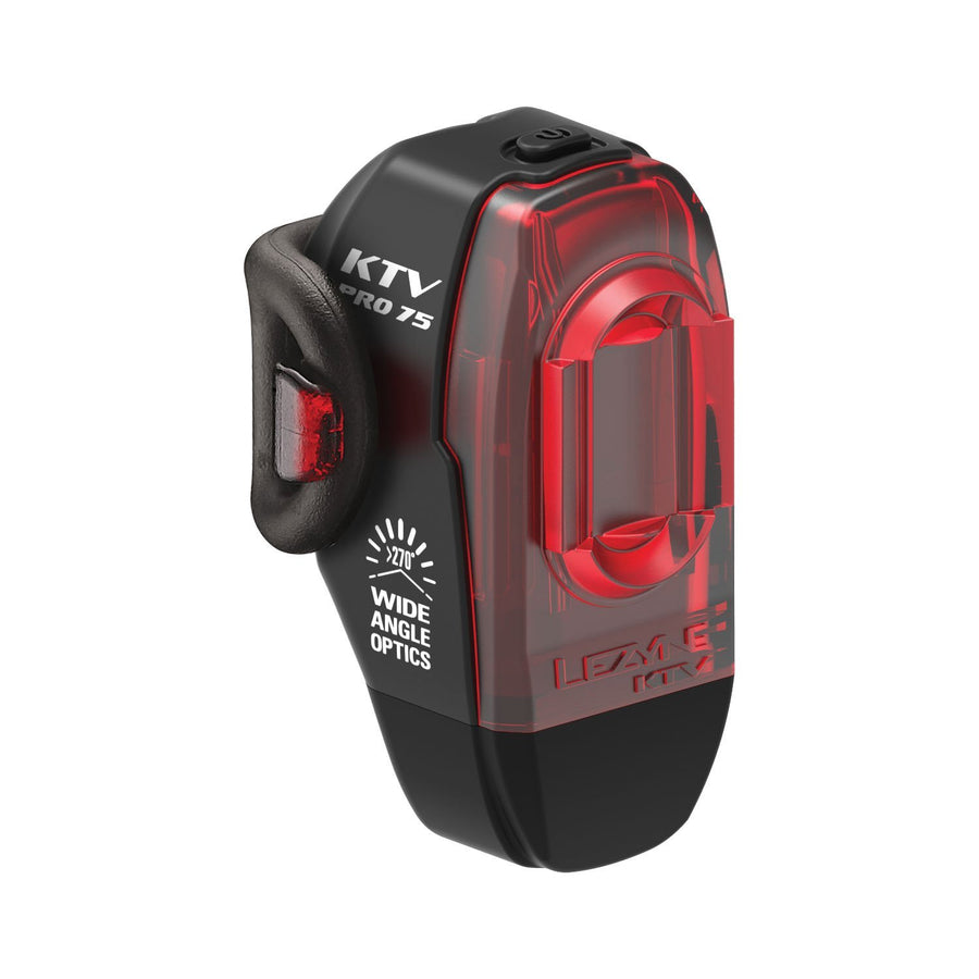 Lezyne KTV Pro Drive Rear Light - 75 Lumens - CCACHE