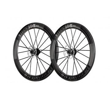 Lightweight Fernweg C63 EVO Disc Brake Tubeless Wheelset - Schwarz Edition