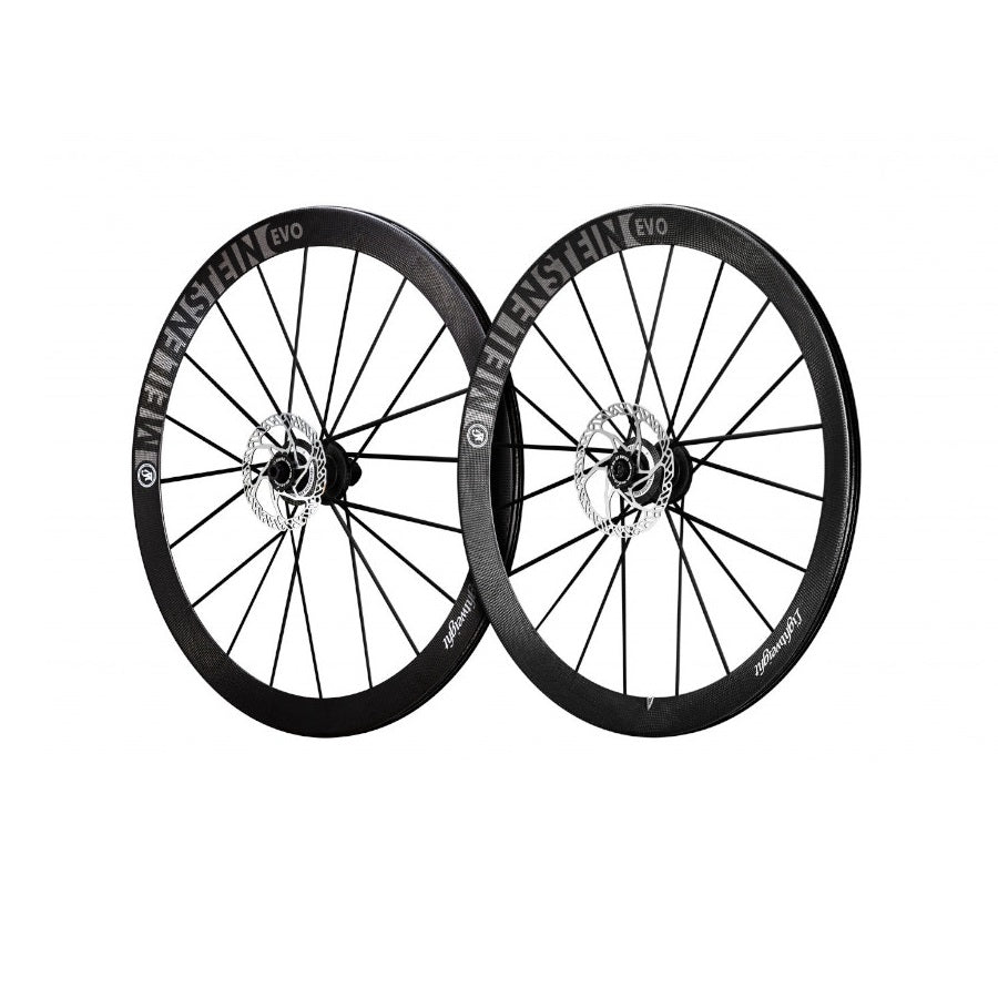 Lightweight Meilenstein EVO Disc Brake Tubeless Wheelset - CCACHE