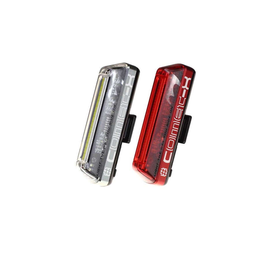Moon Comet-X Front & Rear Light Set - CCACHE