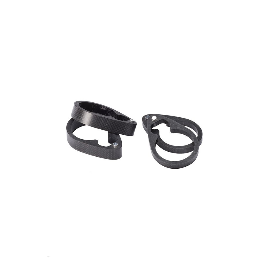 MOST Aero Carbon Headset Spacers - CCACHE