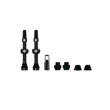 Muc-Off Tubeless Valves - Black - CCACHE