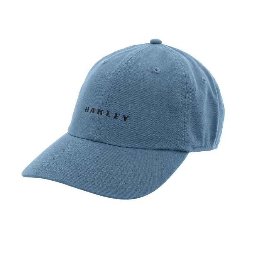 Oakley 6-Panel Reflective Cap - Alien Blue - CCACHE