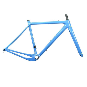 OPEN New UP Gravel Frameset - Blue - CCACHE