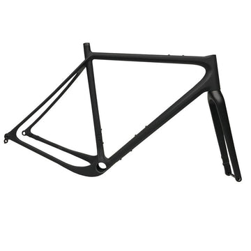 OPEN New UP Gravel Frameset - RTP - CCACHE