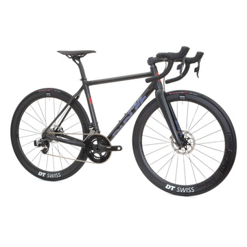 Parlee Z-Zero Complete Bike (Disc) - Waxed Carbon