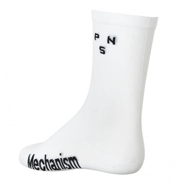 Pas Normal Studios Logo Socks - White - CCACHE