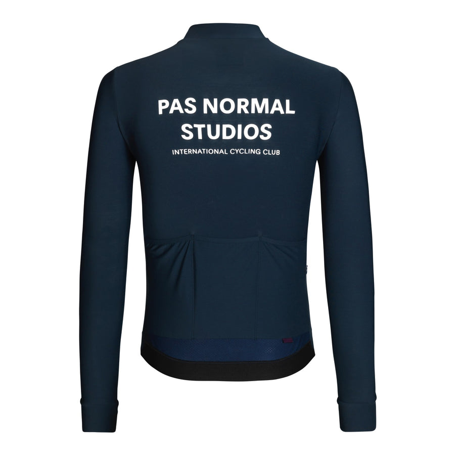 pas-normal-studios-long-sleeve-jersey-navy-rear