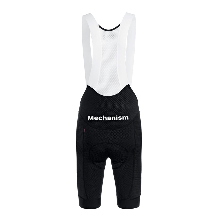 Pas Normal Studios Mechanism Bib Short - Black - CCACHE