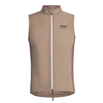 Pas Normal Studios Stow Away Gilet - Beige - CCACHE