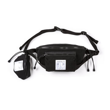 Satisfy Belt Bag - Black