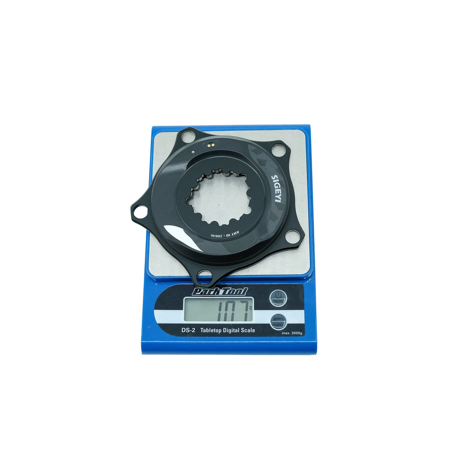 sigeyi-axo-power-meter-spider-for-sram-actual-weight