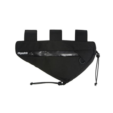skingrowsback Wedge Frame Bag - Black - CCACHE