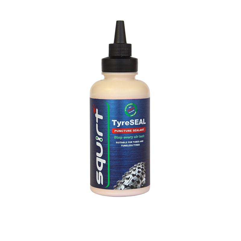 Squirt TyreSEAL Puncture Sealant with BeadBlock - CCACHE